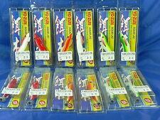 12 Tintenfisch Yo-Zuri Yakushima nicht telate,fischen gefleckter rotschenkel,