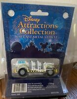 """""""Disney Attractions Collection"""" WDW CTX Rover Die Cast Metal Vehicle FREE SHIP!"""