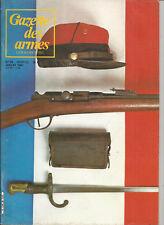 GAZETTE DES ARMES N°95 - JUILLET 1981 - LISA