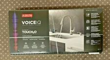 Brand New Delta Dunsley Single Handle Kitchen Faucet with VoiceIQ Technology