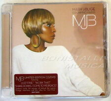 MARY J. BLIGE  - GROWING PAINS - Limited Edition CD + DVD Sigillato