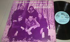 """The Butler Brothers-""""Sixteen Tons of Bluegrass"""" 1973 PRIVATE OHIO LP RARE Hear!"""