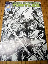IDW Comics TEENAGE MUTANT NINJA TURTLES 2013 #21RE Summit Variant NM+