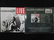 2 CD GOLDEN EARRING / LIVE /