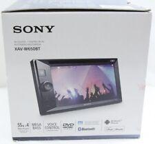 """SONY XAV-W650BT 6.2"""" Double DIN Bluetooth Pandora DVD/CD/USB/Aux + Remote - NEW"""