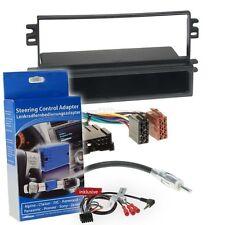 KIA CARENS 2 02-06 1-DIN radio de voiture Set d'installation