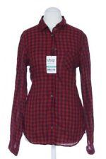 Karierte Marc O'Polo Damenblusen, - tops & -shirts aus Baumwolle