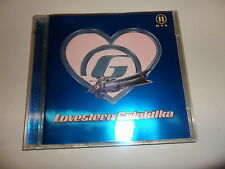 Cd  Various  ‎– Lovestern Galaktika Vol. 2