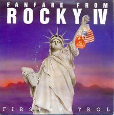 "First Patrol ~ Fanfare From Rocky IV >7"" Vinyl"