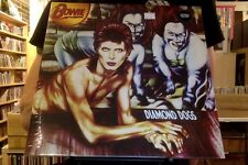 David Bowie Diamond Dogs LP sealed 180 gm vinyl RE reissue