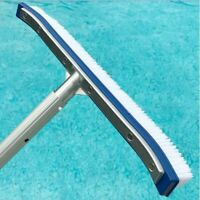 Strong Swimming Pool Cleaning Brush Accessories Supplies Plastic US Seller Local