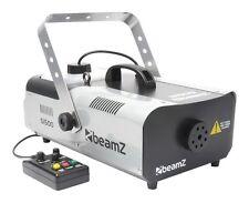 Macchina di fumo BeamZ S1500 DMX con controllo timer