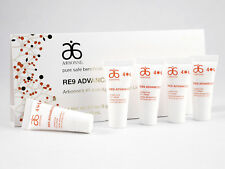 Arbonne RE9 Corrective Eye Cream 5 Travel Tubes @ 0.1 oz =1 FULL SIZE JAR! NEW!