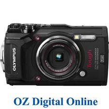 Boxed Olympus Tough Stylus Tg-5 Tg5 Waterproof Camera Black
