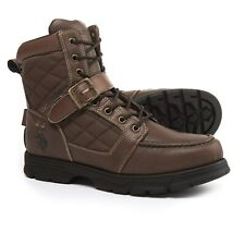 U.S. Polo Assn. Men Braydon Winter Boots Brown 9