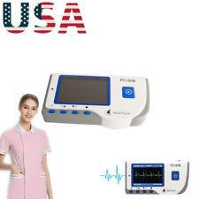 Fda Pc 80b Handheld Full Digital Color Screen Ecg Ekg Portable Heart Monitor