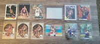 John Stockton & Karl Malone Lot of 12 Basketball Cards Hall of Fame! Utah Jazz!!