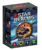 Star Realms Deckbuilding Card Game White Wizard Games WWG 001 2 Players TableTop