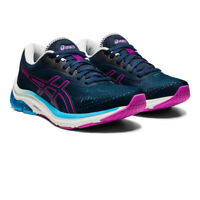 Asics Womens Gel-Pulse 12 Running Shoes Trainers Sneakers Navy Blue