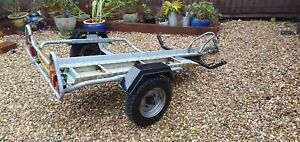 Erde PM310 motorcycle trailer