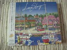 CD J-POP KAZUMASA ODA - LOVE STORY:  SONGBOOK - JAPAN POP MUSIC NUEVO MINT