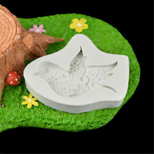 Food-grade dove of peace shape resin molds silicone fondant cake decorating-tool