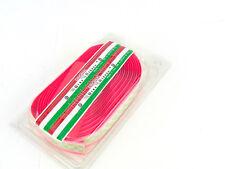 Ambrosio handlebar tape pink vintage Bicycle Racing Touring NOS