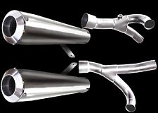 VooDoo Motorcycle Exhausts & Exhaust System Parts for Yamaha