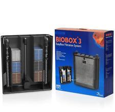 Aquatlantis BioBox 3 Aquarium Fish Tank Internal Filter / Heater / Media <500L