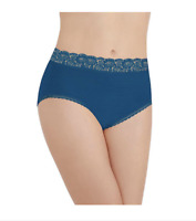 Vanity Fair Women's Flattering Lace Brief Panty 13281
