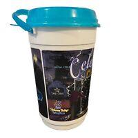 Vtg Disney World Popcorn Bucket Twilight Zone Attraction