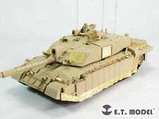 ET Model E35237 1/35 British Challenger 2 MBT Detail Up Set for Tamiya 35274