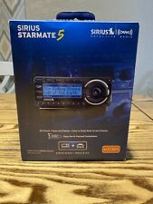 Sirius Satellite Radio Starmate 5 St5Tk1 Dock Play Radio Vehicle Kit With Extras