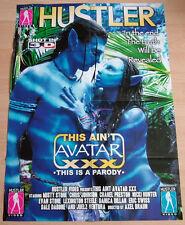 HUSTLER Avatar XXX VIDEO ORIGINALE-MANIFESTO a1