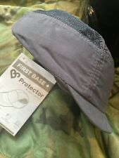 Scott Safety Hc22 Bump Cap Abs Protector First Base Micro Peak Navy Hard Hat Ppe