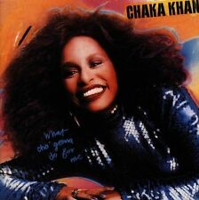 -*NEW* CD Album Chaka Khan - WHAT CHA GONNA DO FOR ME (Mini LP Style Card Case)