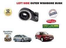 pour MG Rover 75 1999- > NEUF Côté GAUCHE ESSIEU AVANT extérieur arrière
