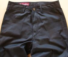 Carabine Equestrian Capri Pants L Black Large Women's 26x25 Horse Riding Sheen