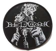 BE´LAKOR - The Smoke Of Many Fires Patch Aufnäher 9x9cm