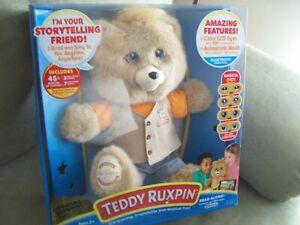TEDDY RUXPIN 2017 NEW IN BOX