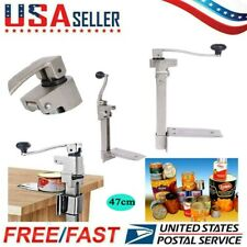 11 Large Heavy Duty Commercial Kitchen Restaurant Food Big Can Opener Table Usa