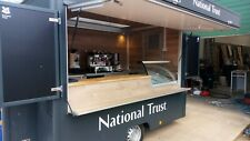 10FT Towability Mobile Catering Trailer/Coffee/Burger/ Donuts/Street Food!!