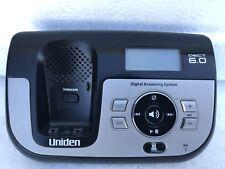 Uniden DECT2180    DECT6.0  Main Base Unit  no AC Adapter FOR TCX210