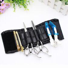 Men Shears Pouch Salon Wallet Scissors Tool Wrist Bag HolsterHair Stylist Jian