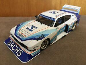 Carrera Evolution Umbau Ford Capri Zakspeed Turbo Sachs No. 52 NEU ohne Box