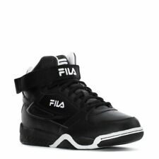 FILA MULTIVERSE LOW TRAINERS SPORTS SNEAKERS MEN SHOES BLACK/WHITE SIZE 10 NEW