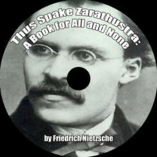 Thus Spake Zarathustra, Friedrich Nietzsche, On 11 Audio CDs