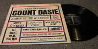 The Best of Count Basie JAZZ VERVE LP #V6-8596 with JOE WILLIAMS