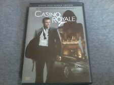 CASINO ROYALE (2 Discs Full Screen Edition) 2 DVD Set / USA