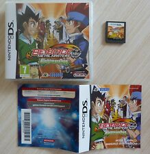 JEU VIDEO NINTENDO DS DSI LITE BEYBLADE METAL MASTERS NIGHTMARE REX COMPLET